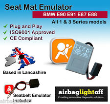 Seat Occupancy Mat Emulator For BMW E90 E91 E87 E88 Airbag Sensor Bypass