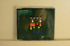 "COLDPLAY Fix You - AUS 3 Track CD Single NEW ""UNSEALED"""