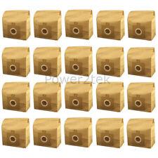 20x GR51S, U59 Vacuum Cleaner Bags for AEG Smart 3306.1 Smart 450 Smart 460 NEW