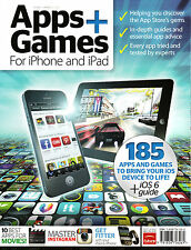 APPS + GAMES for iPhone & iPad / iOS 6 GUIDE VOLUME 1 @Brand NEW bookazine@