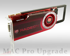 ATI Radeon HD 4870 512 MB Graphics/video card for Apple Mac Pro 1.1 - 5.1