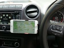VW Amarok Accessory - Phone Holder GREY- Suits larger phones (eg: Nokia Lumina)