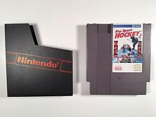 PRO SPORTS HOCKEY --- NES Nintendo NHLPA Game CLEAN TESTED GUARANTEED