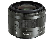 *NEW*Canon EF-M15-45mm F3.5-6.3 IS STM BLACK (EF-M15-45ISSTM) /for EOS M/M2/M3