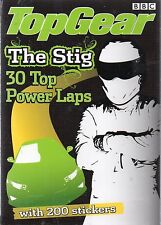 Top Gear  The Stig: 30 Top Power Laps by BBC (Paperback, 2008)