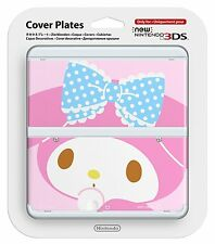 NEW Nintendo 3DS Cover Plates Kisekae plate No.076 My Melody Model Japan F/S