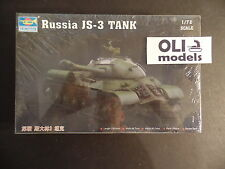 1/72 Russian JS-3 (IS-3) Stalin Heavy Tank - Trumpeter 07227