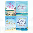 Veronica Henry 4 Books Collection Set (The Beach Hut,Love on the Rocks) New Pack