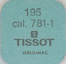 TISSOT CAL. 781-1, 2451 FEDERWELLE PART No. 195   ~NOS~