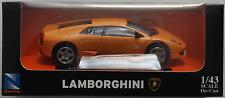 NewRay - Lamborghini Murcielago LP640 orangemet. 1:43 Neu/OVP Modellauto