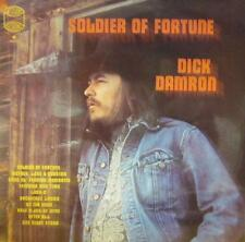 Dick Damron(Vinyl LP)Soldier Of Fortune-Westwood Recordings-WRS099-UK-1-VG/VG
