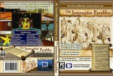 Interactive Parables: Bible Game 4 PC, Jesus -10 Pack, NEW Great for fund raiser