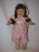 Darling Vintage Composition Doll