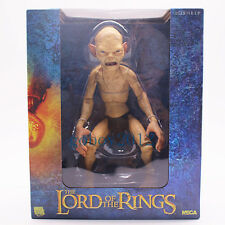 Neca The Lord of the Rings GOLLUM 1/4 Scale Action Figure Hobbit Smeagol New Toy