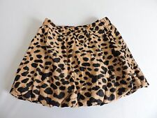 Baby Gap Leopard Bubble Bow Skirt Brick Lane Toddler 3 Years Girls Animal Print