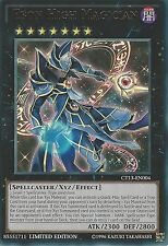 YU-GI-OH CARD: EBON HIGH MAGICIAN - ULTRA RARE - CT13-EN004 - LIMITED EDITION