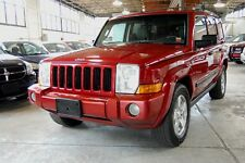 Jeep: Commander 4dr