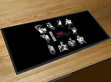 Michael Jackson Music Artist Bad Tour printed bar runner Cocktail Bars & Pubs