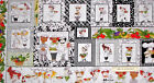 Loralie Chef Fabric - Whats Cookin Food Cooks Kitchen Vegetable Cake - PANEL
