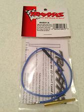 Traxxas Nitro 4-Tec / Revo / Jato / T-Maxx Blue Glow Plug Lead Wire 4581X