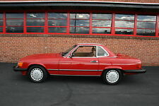 Mercedes-Benz : 500-Series 2dr Roadster