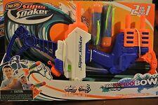 Hasbro® Nerf Super Soaker Tital Torpedo Bow  2 in 1 - New