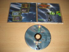 COMMAND AND & CONQUER C&C Tiberian Sun FIRESTORM Add-On Expansion Pc Cd Rom  CD