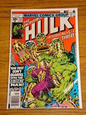 INCREDIBLE HULK #213 VOL1 MARVEL COMICS JULY 1977