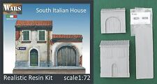 WARS Casa sud Italia/South italian house 1/72