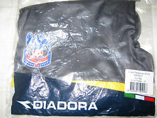 CRYSTAL PALACE BOYS FOOTBALL SHORTS AGE 7 8 9 10 RARE GUNMETAL AWAY CIRCA 2005