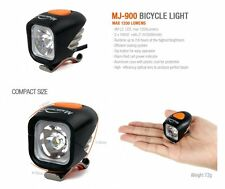 Bike Light Kit - COMPETITION 1200LM LED RECHARGEABLE MAGICSHINE MJ-900