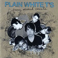 PLAIN WHITE T'S : EVERY SECOND COUNTS / CD (JAPAN PRESSUNG) - NEU