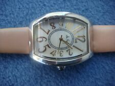 Women's Ann King Embrace The Moment Sterling Silver Watch