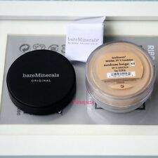BARE MINERALS ORIGINAL SPF 15 FOUNDATION - MEDIUM BEIGE N20 8g - FREE UK POST