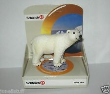 Schleich 14659 Polar Bear Toy Figurine NEW in Pack