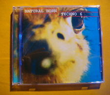 Nova Zembla - NZ 080 CD - Natural Born Techno 6 - Techno, Acid  - Belgium