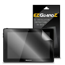 1X EZguardz LCD Screen Protector Shield HD 1X For Lenovo A10-70 A7600 Tablet