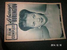 Revue Film Complet n°193 Le Barrage de Burlington  Y de Carlo