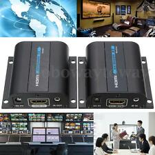 HDMI 1080P Extender Converter With IR Up to 60M Video/Audio Over RJ45 Cat6/Cat7