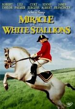 Disney Miracle of the White Stallions Vienna Horse WWII Family War Movie on DVD
