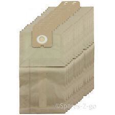 15 x Vacuum Dust Bags For Nilfisk Family GD1000 Hoover Bag