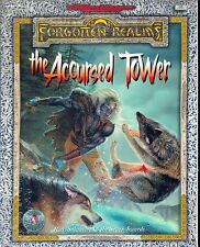 AD&D 2 FORGOTTEN REALMS THE ACURSED TOWER