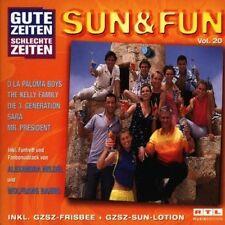 """Gute Zeiten Schlechte Zeiten   """"Sun & Fun"""" Vol.20 2CD-BOX OVP"""