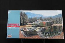 XO149 HASEGAWA 1/72 maquette tank char 31134 MT34 700 German Army Leopard 2 NB