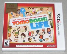 Tomodachi Life for Nintendo 3DS Brand New! Factory Sealed!