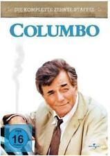 Columbo - Staffel 10 (2012) DVD Sammel - Box mit Peter Falk in der Hauptrolle