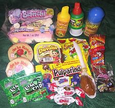 20 Pieces Mexican Candy Pack SO Fresh And TASTY! Fast Shipping!! Gift Or Snack