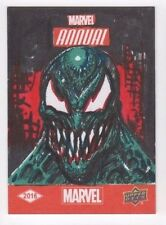 2016 Marvel Annual sketch card Clint Langley