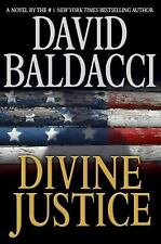 Camel Club Ser.: Divine Justice Bk. 4 by David Baldacci (2008, Hardcover)