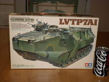 U.S. MARINE LVTP7A1, ARMORED PERSONNEL CARRIER -TANK, Plastic Model Kit , 1/35